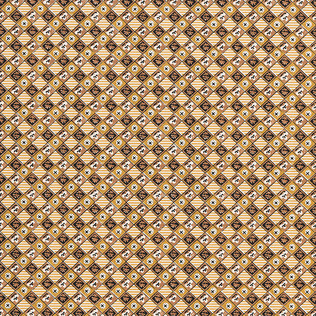 Jasper Wallcovering FRENCH TILE - OLD GOLD