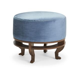 Templeton FurnitureFooted Ottoman