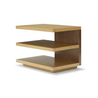 Jasper Furniture ALDO SIDE TABLE - RIGHT SIDE FACING