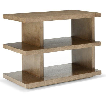 Jasper Furniture SEVILLE SIDE TABLE - LEFT SIDE FACING