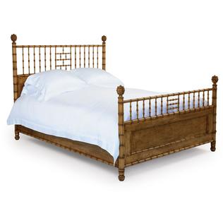 Jasper Furniture FAUX BAMBOO BED - QUEEN