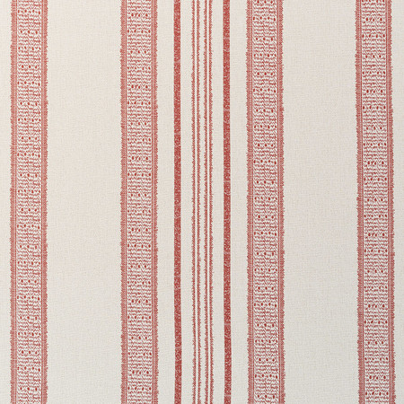 Jo 1023 indian garden stripe   red