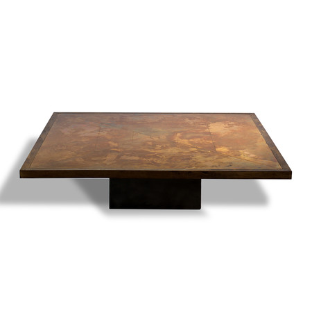 Bb bronze coffee table 3