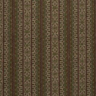 Jasper Fabrics in Jammu - Mint/Coral on Lt. Tea Stain