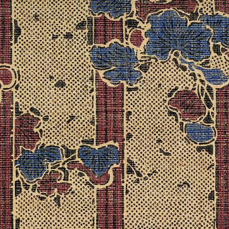 Swatch wlms74 57 japon garden redblue8x8