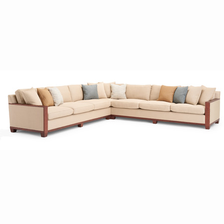 231 2 hendrix sectional no shelf