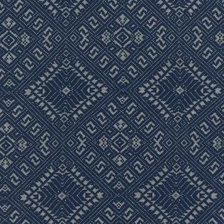 Jasper Fabrics inMarina - Deep Ocean