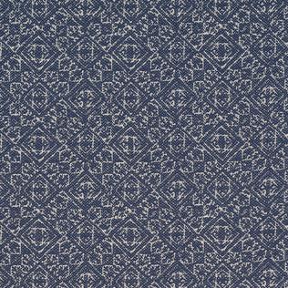 Jasper Fabrics inProvence - Indigo