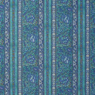 Jasper Fabrics in Jaipur Stripe - Green