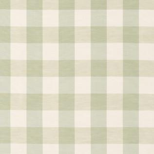 Templeton Fabric inIndore Check - Sage