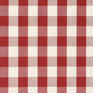 Templeton Fabric in IndoreCheck - Red