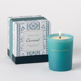 Escorial Michael S Smith Candle