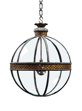 Jamb large lattice hanging lighting