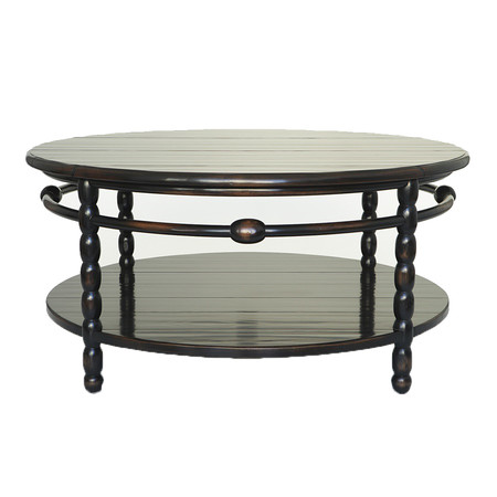 2102 bobbin round low table jas