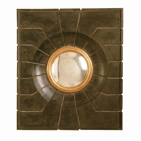 Aesthetic decor 303 mannerist mirror honed black 4x5 570x708