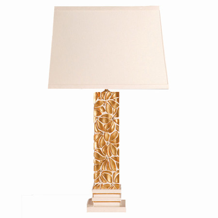 Aesthetic decor 117 des fleurs table lamp