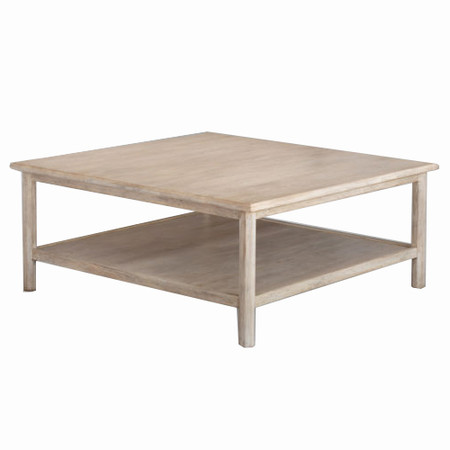 AESTHETIC DECOR Chamfer Low Table