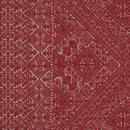 Fez weave   campari