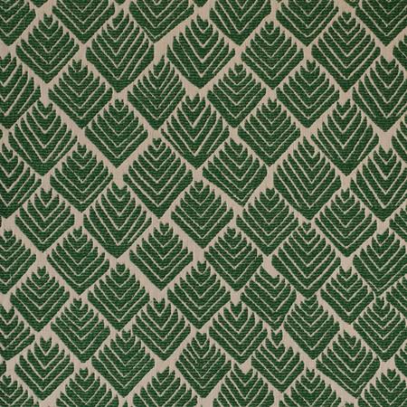 Indus weave   emerald