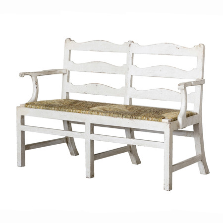 Anson painted bench jamb