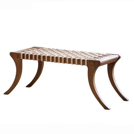 Jamb klismos bench furniture 1