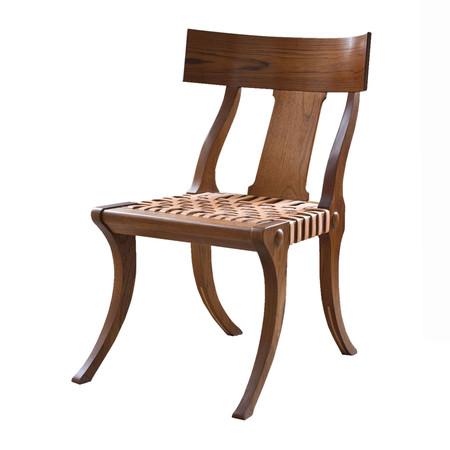 Jamb klismos chair furniture 1