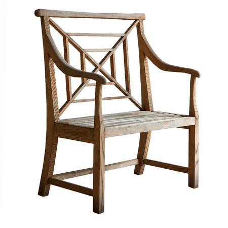 Jamb small saltram garden bench furniture 1