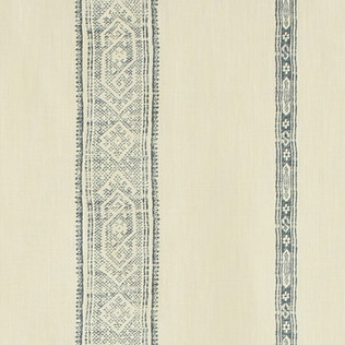 Patmos Stripe - Indigo