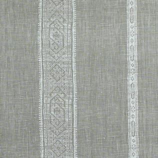 Patmos Stripe Reverse - Pebble