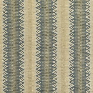 Cothay Stripe - Indigo