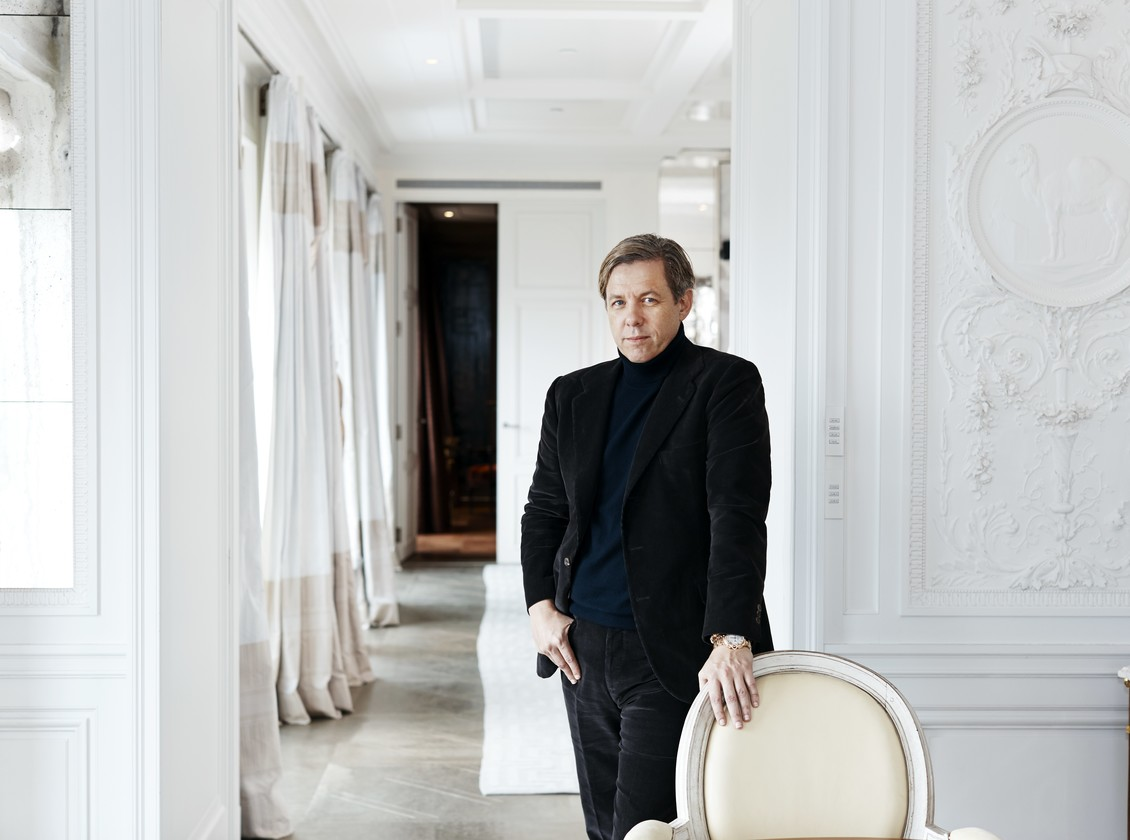 About Michael Smith. Read More. Interior Designer Fabric