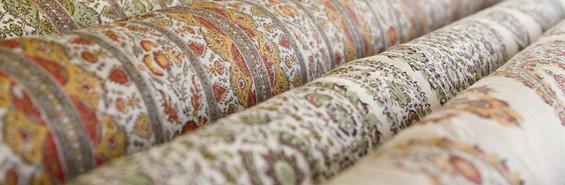 interior designer Jasper fabric