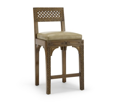 Evan Barstool - Armless Jasper Furniture