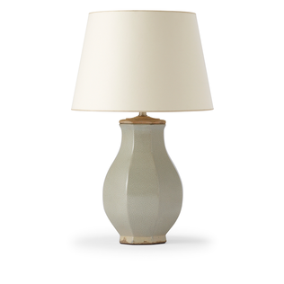 Kingsley Lamp - Celadon Crackle Jasper Furniture