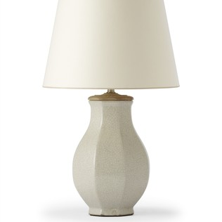 Kingsley Lamp - Beige Jasper Lighting