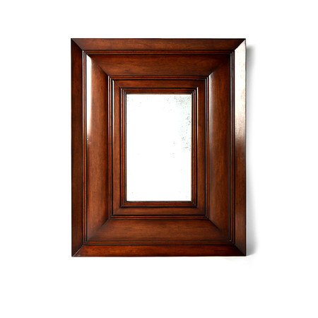 Maxwell Mirror - Walnut Jasper Furniture