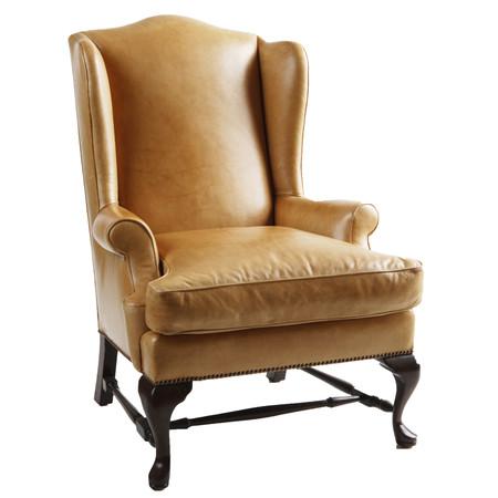 Melrose Wing Chair Jasper Furniture
