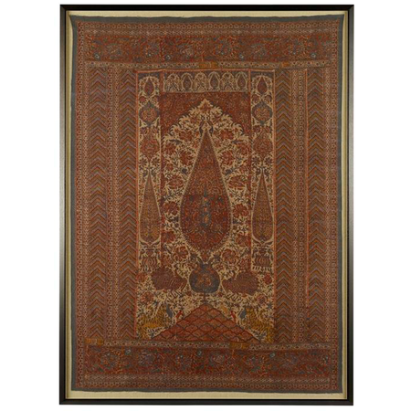 Framed Jaipur Jali Panel Jasper Furniture