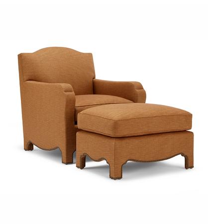 Jasper Furniture Carleton Ottoman