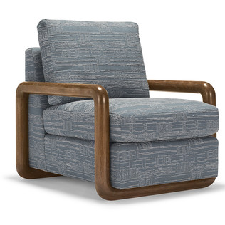 Wynter Club Chair Jasper Furniture