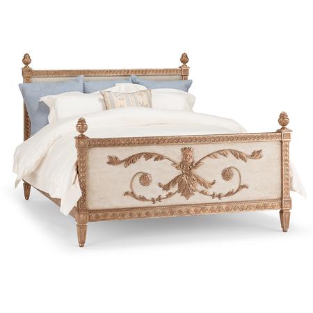 Maurice Bed - Queen Jasper Furniture