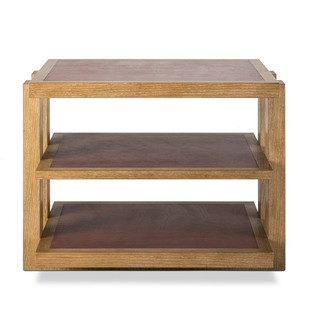 Balfour Rectangular End Table Jasper Furniture