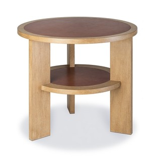 Balfour Round End Table Jasper Furniture