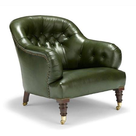 Emile Tufted Chair Jasper Furniture