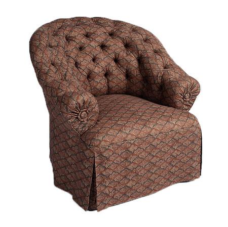 Emily Chair - Skirt Jasper Furniture