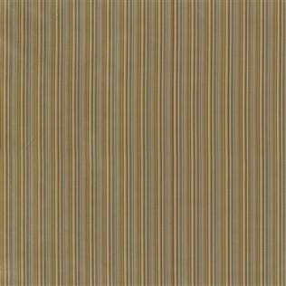 Jasper Fabrics Pompadour Stripe - Brown/Teal