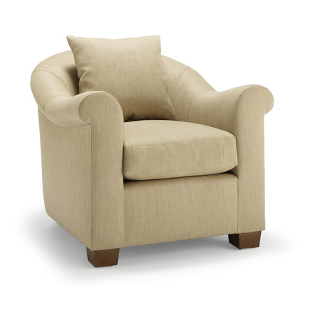 Rene Chair - Exposed Leg Jasper Furniture