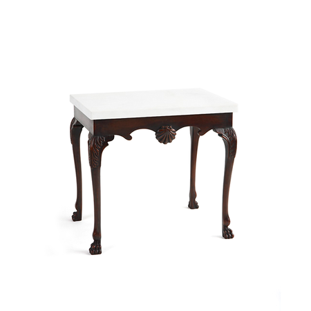 Mandeville Table - Calcutta Gold Marble Top Jasper furniture