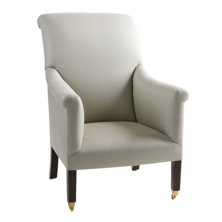 Hunt Chair - Tight Seat/Exposed Leg Jasper Furniture
