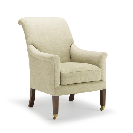Hunt Chair - Loose Seat/Exposed Leg Jasper Furniture